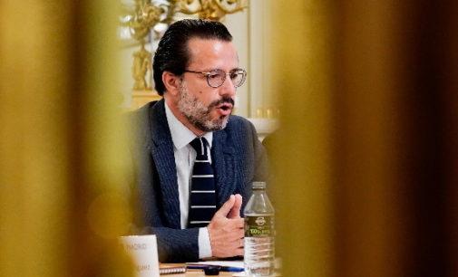 Carta de Javier Fernández-Lasquetty, a la vicepresidenta primera y ministra de Asuntos Económicos y Transformación Digital, Nadia Calviño