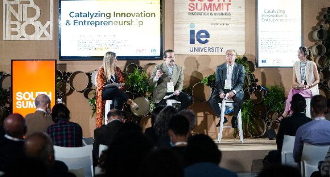 Fernández-Lasquetty expone en South Summit 2021 las condiciones favorables que ofrece la Comunidad de Madrid a los emprendedores