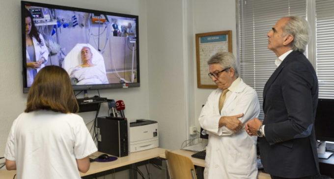 La Comunidad de Madrid extiende la telemedicina para mejorar la atención al ictus