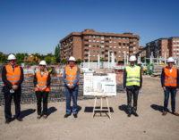 El próximo curso finalizan las obras del nuevo colegio público de Educación Especial de Torrejón de Ardoz