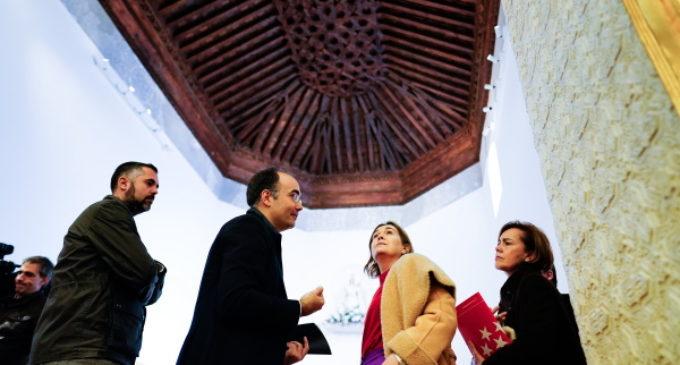 La Comunidad de Madrid finaliza la restauración de la Iglesia de Santa María la Blanca de Canillejas
