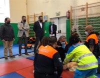 La Comunidad de Madrid forma a 400 nuevos aspirantes a voluntarios de Protección Civil municipal