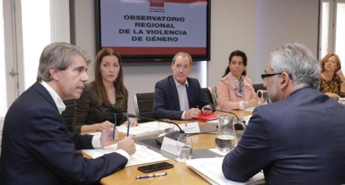 La Comunidad de Madrid ha atendido a 284 mujeres y 237 menores víctimas de violencia de género en los seis primeros meses del año