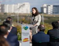 La Comunidad de Madrid ha participado en el homenaje a Madrid en su lucha contra el COVID-19