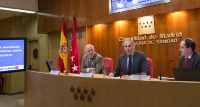 La Comunidad de Madrid habilita 721 camas y la contratación de 1.250 profesionales más dentro del plan de invierno y gripe estacional