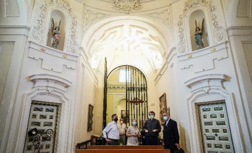 La Comunidad de Madrid impulsa el patrimonio cultural de la región declarando BIC el Santuario de Nuestra Señora de Valverde