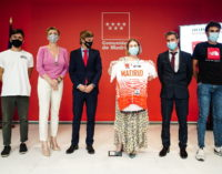 La Comunidad de Madrid impulsa la vuelta ciclista a la región en la categoría sub 23