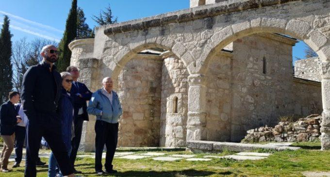 El Monasterio de San Antonio, en La Cabrera, será declarado BIC por la Comunidad de Madrid