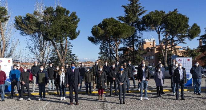 La Comunidad de Madrid incorpora a la plantilla de Metro 40 nuevos maquinistas