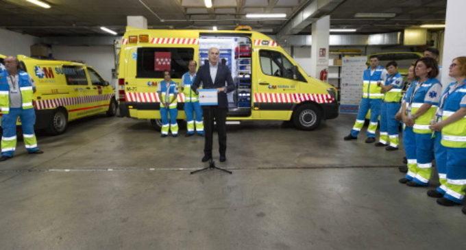 El Servicio de Urgencias Médicas SUMMA 112 incorpora psicólogos clínicos para la atención de emergencias