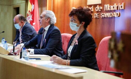 La Comunidad de Madrid inicia el 25 de octubre la vacunación contra la gripe a los mayores de 70 años