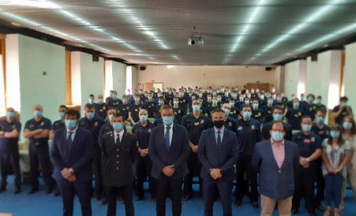 La Comunidad de Madrid inicia el curso de formación para el ingreso en el Cuerpo de Bomberos regional