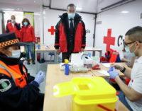 Comienza en la Comunidad de Madrid la realización de 11.000 test a Policías Locales y profesionales de emergencias