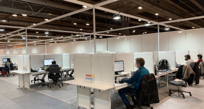 La Comunidad de Madrid instala en IFEMA el Centro de Proceso de Datos para las elecciones del 4 de mayo