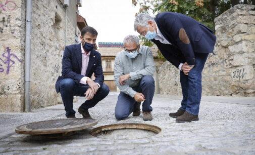 463.000 euros invierte la Comunidad de Madrid en la remodelación integral del centro urbano de San Agustín del Guadalix