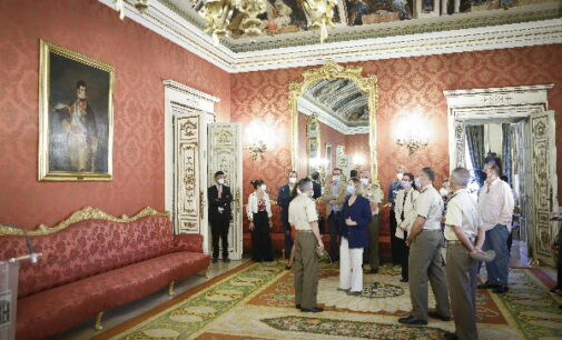 La Comunidad de Madrid invita a descubrir el interior de 23 palacios de la región de forma gratuita
