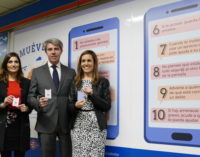 La Comunidad de Madrid lanza una campaña de acción social en Metro