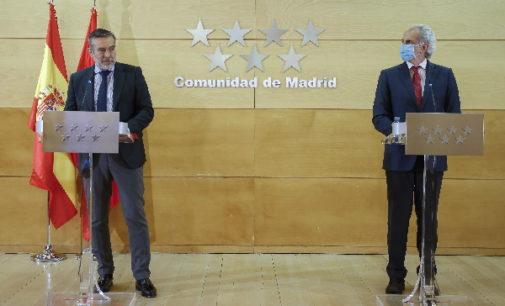La Comunidad de Madrid amplía las restricciones de movilidad por COVID-19 a una zona básica de salud y las levanta en otras tres y dos localidades