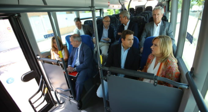 La Comunidad de Madrid mejora las líneas de autobuses urbanos e interurbanos de Las Rozas