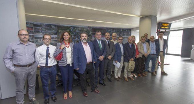 La Comunidad de Madrid, modelo de gestión para la red de Consorcios de Transportes de Andalucía