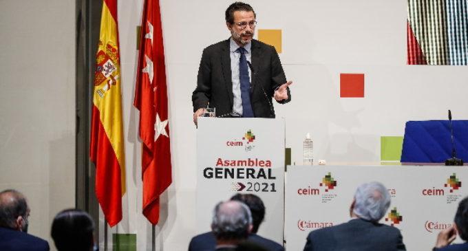 La Comunidad de Madrid muestra su apoyo al empresariado madrileño como creadores de empleo, riqueza y prosperidad
