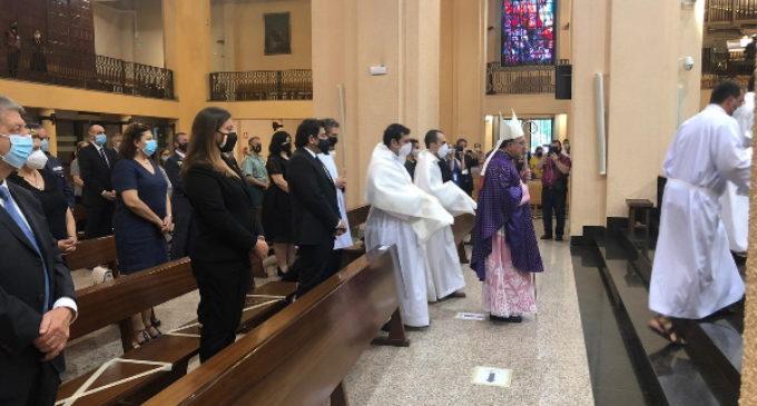 La Comunidad de Madrid participa en el funeral diocesano por las víctimas del COVID-19