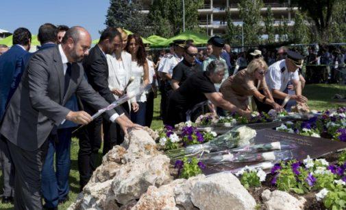 La Comunidad de Madrid participa en el homenaje a las víctimas del JK5022 de Spanair