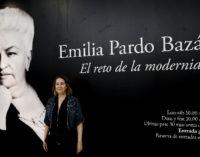 Madrid celebra el primer centenario del fallecimiento de Emilia Pardo Bazán