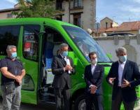 La Comunidad de Madrid pone en marcha la primera línea interurbana de autobús a demanda.