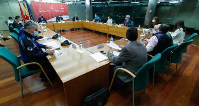 La Comunidad de Madrid potencia la formación y coordinación de las Policías Locales de la región
