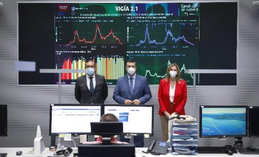 La Comunidad de Madrid presenta al presidente del Comité Europeo de las Regiones el sistema pionero VIGÍA para detectar COVID en aguas residuales