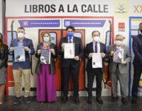 Presentado el Plano Literario de Metro para fomentar la lectura y dar a conocer grandes obras
