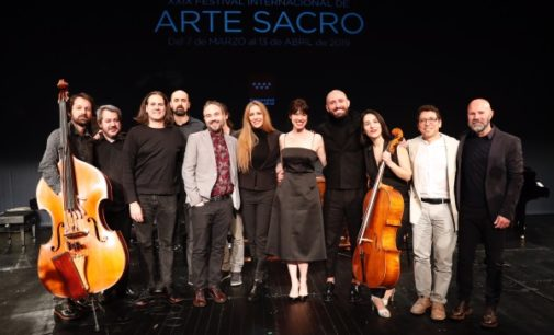 La Comunidad de Madrid presenta la 29ª edición del Festival Internacional de Arte Sacro