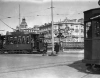 Exposición Madrid desde el tranvía. 150 años de la primera línea en la capital