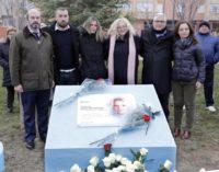 La Comunidad de Madrid, presente en el acto en recuerdo de Sandra Palo