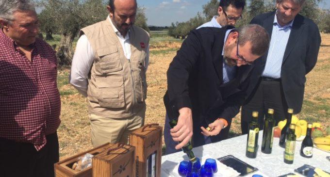 La Comunidad de Madrid promueve el consumo de aceite de oliva producido en la región