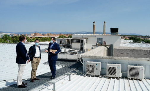 Para favorecer el ahorro y la sostenibilidad, la Comunidad promueve la eficiencia energética en edificios