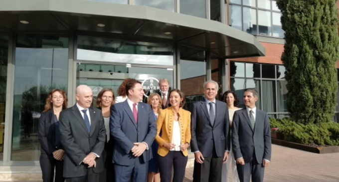 La Comunidad de Madrid reúne el 26% de las empresas farmacéuticas en España