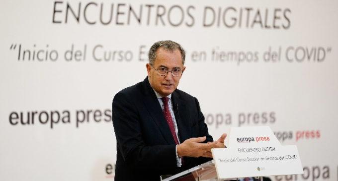 Madrid realizará proyectos de mejora de la calidad educativa para premiar la cultura del esfuerzo ante la Ley estatal