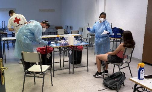 La Comunidad de Madrid realizará test de antígenos a los participantes en los campamentos de verano