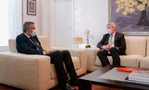La Comunidad de Madrid recibe al embajador de Azerbaiyán y potencia los lazos culturales