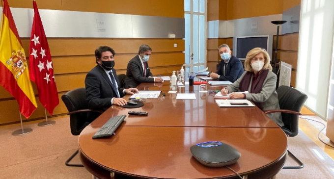 La Comunidad de Madrid reclama mayor concreción en el reparto y articulación de fondos europeos en materia de vivienda