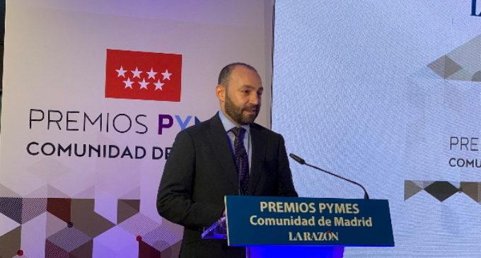 La Comunidad de Madrid reconoce el esfuerzo de las pymes madrileñas y su contribución a la reactivación de la economía