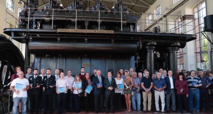 La Comunidad de Madrid reconoce la labor de los empleados de Metro por sus actuaciones ejemplares