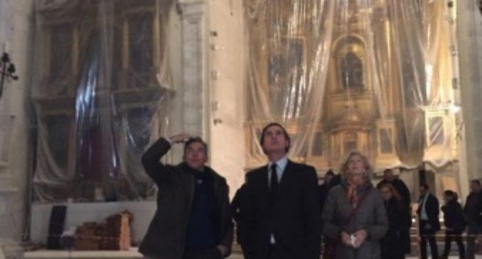 La Comunidad de Madrid recupera la Iglesia Parroquial de Santo Domingo de Silos de Pinto