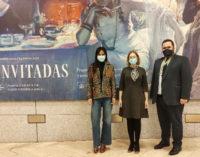 La Comunidad de Madrid reivindica el papel clave de la mujer en el arte y la cultura