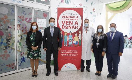 Madrid retoma la organización de maratones de donación de sangre en los hospitales públicos