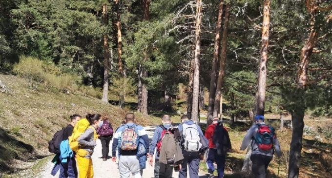 Madrid retoma las actividades al aire libre para personas con discapacidad intelectual
