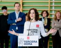 Madrid será pionera en España implantando la tercera hora en Educación Física el curso 2020/21