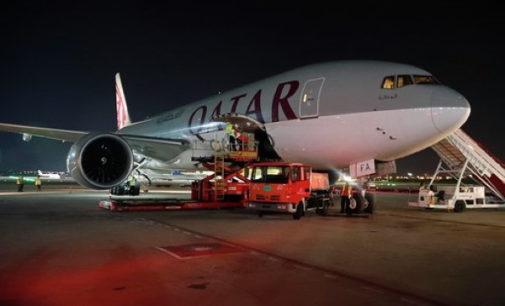 La Comunidad de Madrid trae su sexto avión en un mes y suma 18 millones de unidades en material sanitario contra el COVID-19